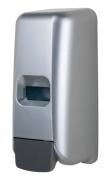 14213 - Foamzeepdispenser kunststof RVS look 1000 ml