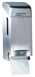 13218 - 2 Toiletrolshouder RVS, PRO784CS
