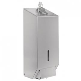 379034 -  Gepolijste RVS 304 zeepdispenser 1 Liter