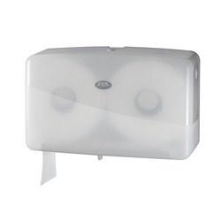 431007 - EURO PEARL WHITE JUMBO TOILETROLHOUDER