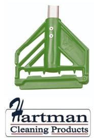 841103 - SYR Kwiki Mophouder met aluminium steel 1370 mm kleurcode groen