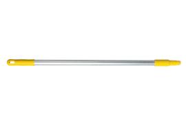 95360106-4 - FBK Aluminium steel 800 x 25 mm kleurcode HACCP geel 80203