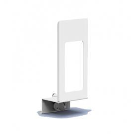 8125 - Afsluitplaat wit voor 500ml MQ dispensers, MQLP05P