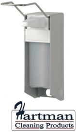 i1115400 - Ingo-man aluminium zeepdispenser met lange beugel - 500 ML