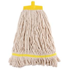 940022 - SYR Kentucky mop katoen 341 gram geel
