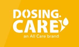 DOSING CARE Doseersystemen chemicaliën of hoog geconcentreerde reinigingsmiddelen