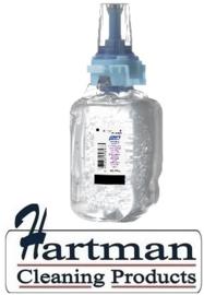 P8703-04 - Gojo ADX-7 Purell Advanced handsan. gel 4 x 700 ml. flacon