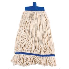 940021 - SYR Kentucky mop katoen 341 gram Blauw
