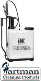 839701 - IK MULTI 12 BS drukspuit ontworpen om de hoogste sterkte en veelzijdigheid 12 Liter