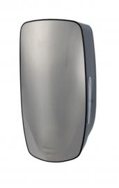 5705 - RVS/Kunststof zeepdispenser 800 ml POUCH, PQXSoap9P