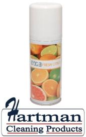 490764 - Euro Aerosol, fresh citrus 12 x 100ml vullingen per doos EURO products