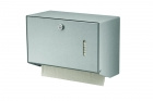 8160 - Handdoekdispenser aluminium klein, MQHSA