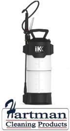82676 - IK FOAM Pro 12 drukspuit speciaal vervaardigd voor het genereren van droog en langdurig schuim 6 Liter