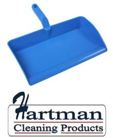 80090105-2 - FBK Stofblik ergonomisch hoogwaardige kleurcode HACCP hygiënische polypropyleen 300 x 310 mm  blauw 80301
