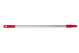 95360106-3 - Aluminium steel 800 x 25 mm kleurcode HACCP rood 80203