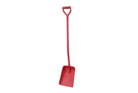 716100103-3 - Schop FBK hoogwaardige kleurcode ergonomische hygiënische polypropyleen 270 x 340 x 1330 mm rood 15103