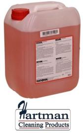 9006.0136 - Rational vloeibaar reinigingsmiddel CombiMaster en ClimaPlus Combi – Rood Can 10 liter