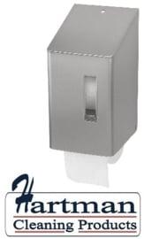 S3400941 - Santral classic toiletpapierdispenser, RVS voor doprollen EURO Products