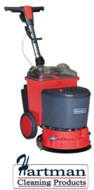 RA 395 IBC - Schrob-zuigmachine op (Batterij) Cleanfix