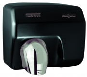 12295 - Handendroger zwart automatisch, E05AB