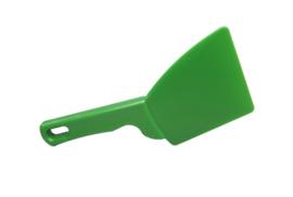 38180120-5 - FBK Spatel hoogwaardige kleurcode ergonomische 100 x 250 mm polypropyleen groen 82900