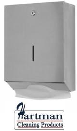 3802 - ARVS handdoekdispenser groot, CLH-CS, Basic Line