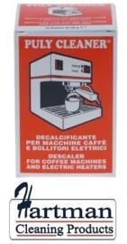 633802117 - Ontkalker Puly Cleaner inhoud 0,3kg 10 zakken à 30g voor koffie- en espressomachine