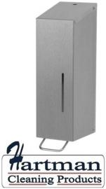 S3400223 - Sanfer zeepnavuldispenser 1200 ml, RVS