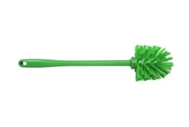 90530146-5 - Wormhuisborstel hoogwaardige kleurcode HACCP hygiënische polyester ø 90 x 400 mm, groen 57159