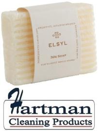 CC498 - Elsyl natuurlijke zeep - Gewicht: 30gr. Prijs per 50 stuks.