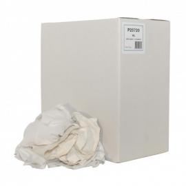 P25720  - WL1 - witte poetslappen 1e kwaliteit