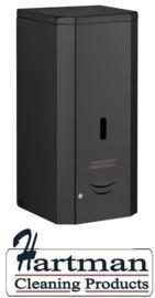 14051 - Foamzeepdispenser automatisch RVS wit 1000 ml, Mediclinics DJF0038A