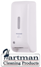 14225 - Zeepdispenser automatisch wit 750 ml, Mediqo-line  AC 750 W