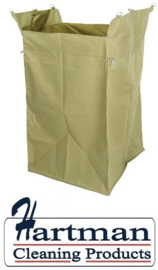 L617 - Jantex Reserve linnenzak voor L616  - Inhoud 220 liter