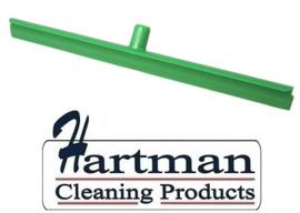18012104-5 - FBK Super hygiënische HACCP vloertrekker uit een stuk 600 mm, groen 28600