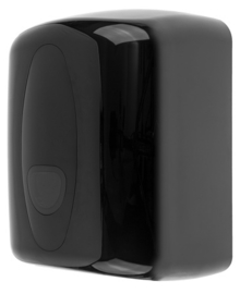 3352 - Poetsroldispenser midi kunststof zwart