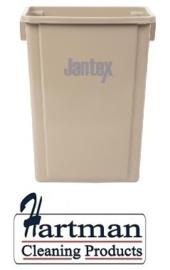 CK960 - Jantex recyclebak beige 56 liter