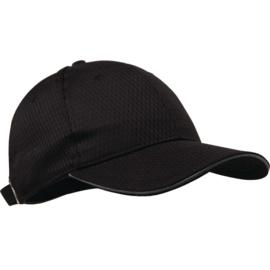 A942 - Cool Vent baseball cap grijs