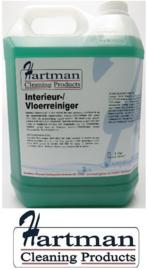 280645 - Interieur / Vloerreiniger een krachtige universele allesreiniger op basis van actieve soda 2 x 5 liter
