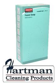 407308 - Hygienische foam soap is een ongeparfumeerde hygienische foam zeep 6 x 800 ml