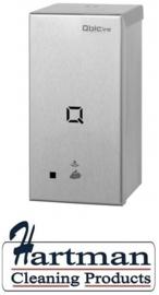 6731 - RVS zeepdispenser automatisch 650 ml Q BIC LINE