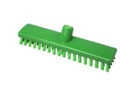742161001-5 - FBK Hoogwaardige polyester schrobber 300 x 60 mm hard waterdoorlatend groen 24153