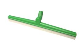 18012117-5 - FBK HCS Vloertrekker met zwenkbare kop en vervangbare rubber 600 mm, groen 28653