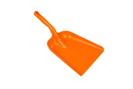 20090101-7 - Handschep hoogwaardige kleurcode HACCP hygiënische polypropyleen handschep 270 x 320 x 540 oranje 80305