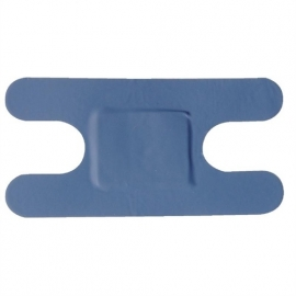 CB445 - Blauwe knokkelpleisters 50 stuks