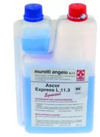 223802090 - Melkafschuimer reiniger fles ASCOR Express L11.3 toegelaten NSF 1000ml