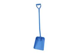 722100104-2 - Schop FBK hoogwaardige kleurcode ergonomische hygiënische polypropyleen 330 x 380 x 1330 mm blauw 15104