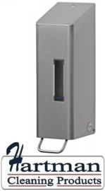2110753 AFP-C - RVS AFP-C zeepdispenser SanTRAL cartridge 1000 ml, NSU 12 E