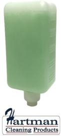 401005 - Euro handzeep, compatible Santral/Ingo-man is een fris geparfumeerde zeep  12 x 500 ml