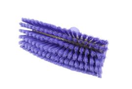 807151006-8 - Polyester FBK wasborstel vezels in hars gegoten kleurcode HACCP 280 mm x 48 mm medium paars 93155